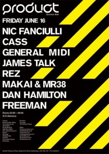 General Midi Nic Fanciulli Product London Records