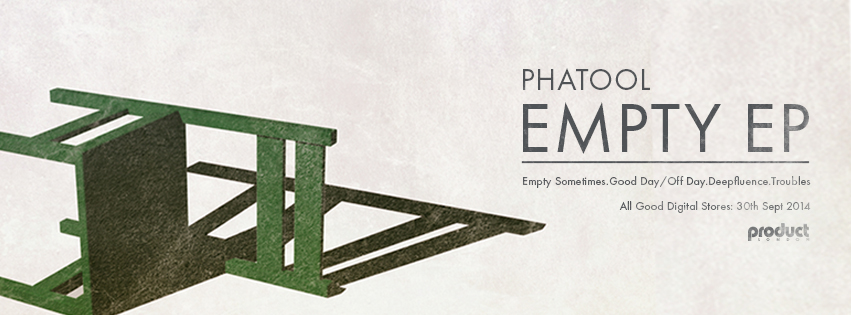 Phatool - Empty EP