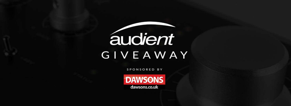 Audient Giveaway