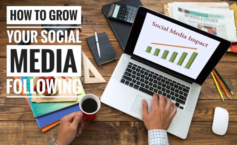 Grow Your Social Media Following