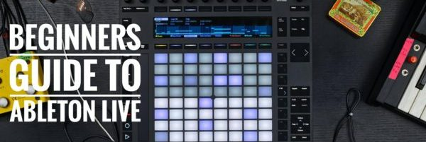 ableton guide for beginners pdf