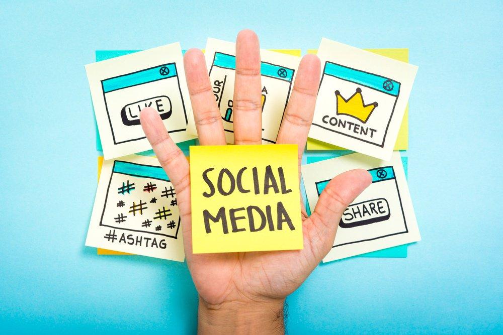 Social Media owth