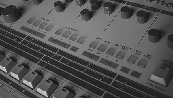 Ableton 909 Rack