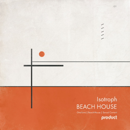 Isotroph - Beach House EP