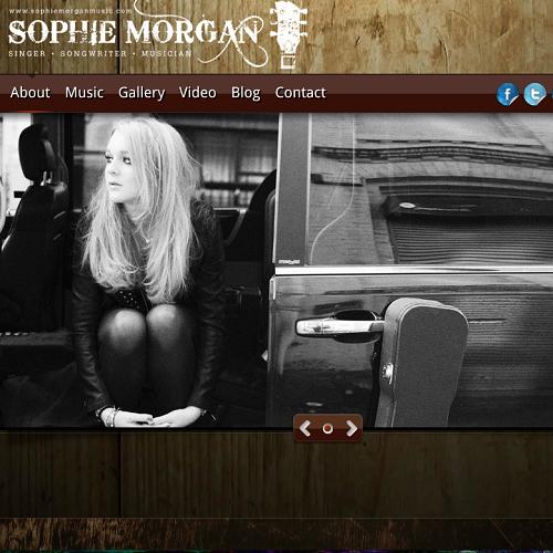 Musician Websites